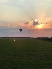170809 - Ballonvaart Veendam naar Wedde 2