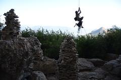 Photos à la force des bras (RarOiseau) Tags: hautesalpes montagne paysage céüse falaise contrejour pierre été eu saariysqualitypictures escalade sport v2500 récit