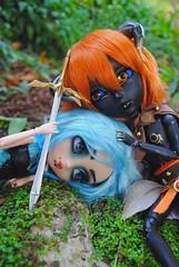 .: Nyx & Origin :. (.: Miho :.) Tags: pullip pullipdoll doll dolls photography taeyang taeyangdoll pullipphotography junplanning groove groovedoll obitsu parabox pullipfc