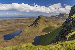*Quiraing @ Isle of Skye*
