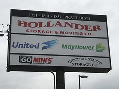 (Picture Proof Autographs) Tags: hollander storage moving unitedvanlines united mayflowervanlines vanlines hollanderstorageandmoving hollanderinternational allied mayflower alliedvanlines trucks semi truck international record van lines