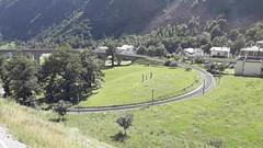 Girotondo in treno (renagrisa) Tags: ferroviaretica treninodeighiaccia tirano bernina ghiacciaio diavolezza 3000m svizzera montagna ferie2017