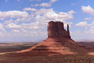 Monument Valley Navajo Tribal Park, Arizona, US August 2017 713