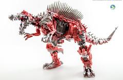 TLK_Scorn_dino (Weirdwolf1975) Tags: tfylp transformers podcast thelastknight tlk scorn dinobot
