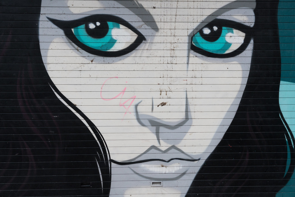 EXAMPLES OF URBAN CULTURE IN BELFAST [STREET ART AND GRAFFITI]-132937