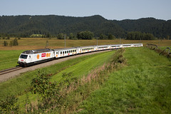 BLS KAMBLY EW III auf der Südostbahn bei Altmatt (eisenbahnfans.ch) Tags: 30044 465004 chbls altmatt bls blsbahn charter ew3 extrazug kambly kamblyzug re465 smgtsch trainspécial trubschachen vu3