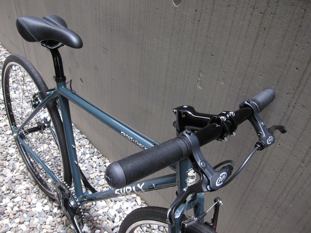 SURLY Cross Check SS GRY Front