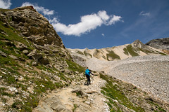 De l'Orgère (1935m) au Col Chavière (2796m) (trekmaniac-is-back) Tags: alpes ete2017 france j1 refugeorgèrerefugepécletpolset tourdesglaciersdelavanoise