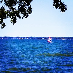 Sailing around Marblehead! (Edale614) Tags: lighthouse sailing sailboat marblehead ohio lakeerie lakeside