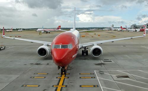 Norwegian / Boeing 737-86N / EI-FJR