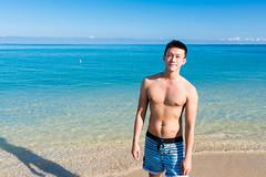 新原海灘 / 新原ビーチ (hiroshiken) Tags: 新原海灘 新原ビーチ beach okinawa 沖繩 日本 琉球 japan