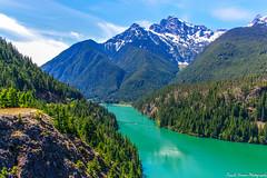 Diablo Lake (PrachiVerma) Tags: northcascadesnationalpark canoneos60d canon1835mm diablolake prachivermaphotgraphy nature landscape nationalparks usa pacificnorthwest glacierwater overlook mountains