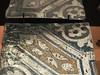 Singed Floor Tiles (failing_angel) Tags: 250317 london cityoflondon barbicanestate museumoflondon greatfireoflondon tile