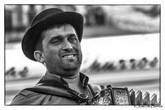 Accordion player (JOAO DE BARROS) Tags: joão barros monochrome portrait