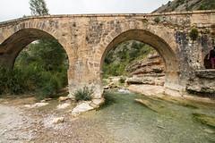 Alquezar, Huesca (Juan R. Ruiz) Tags: alquezar huesca aragón españa spain europe europa routes rutas puente bridge nature naturaleza river rio canon canoneos60d canoneos eos60d 60d rutadelaspasarelas
