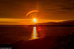 Dundarave Sunset (jamiepacker99) Tags: dundarave sunset september 2017 nd1000 westvancouver bccanada seascape landscape vancouver canoneos6d ef24105mmf4lisusm goldenhour clouds