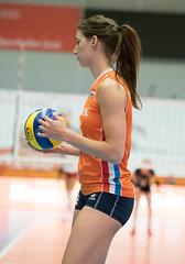 49152231 (roel.ubels) Tags: nederland oranje holland polen poland polska amsterdam sporthallen zuid volleybal volleyball oefenwedstrijd sport topsport 2017