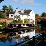 Bridgewater Canal at Lymm thumbnail