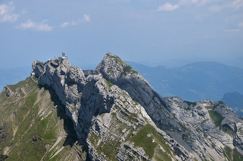 Views from Tomlishorn Summit, Mt. Pilatus