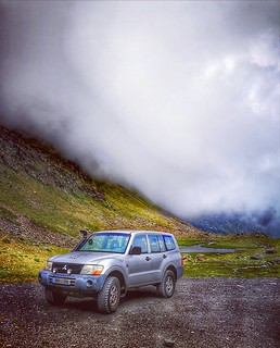 Inside the clouds...��🗻