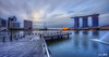 Merlion Park in the morning (Ken Goh thanks for 2 Million views) Tags: merlion park morning water reflection landscape cityscape pentax k5 sigma 1020