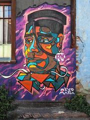 Valparaiso 7123 (Arturo Nahum) Tags: valparaiso chile arturonahum travel viajes unescoworldheritagesite doors windows puertas ventanas uhd 4k graffiti wallart fachadas facades artwork streetart