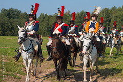 French cavalry (yuriye) Tags: french cavalry france borodino reenactment summer battle history tradition horse people army napoleon russia event 1812 costume cuirassier