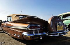 Cat Eyes 59 (Pomona Swap Meet) Tags: pomonafavorites pomonaswapmeet chevy chevrolet classiccars 1959 1959chevyimpala taillights cateyes cateyetaillights chevyimpala impala