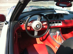 BMW Z8 interior (Ernesto  Vumbles) Tags: bmw z8
