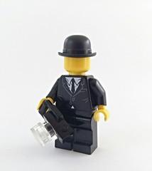 Obscura (LoH) (slight.of.brick) Tags: lego supervillain villain evil camera obscura minifig loh