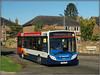37064, Upper Weedon (Jason 87030) Tags: d3 stagecoach enviro e200 yy63yrl 37064 village upperweedon weedonbec northants northamptonshire publictransport ilce nex lens flickr tag bus daventry northampton vehicle houses 2017 september sunny weather