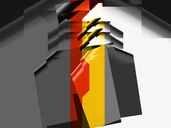 colored gray (j.p.yef) Tags: peterfey jpyef yef digitalart abstract abstrakt gray red yellow eresting image
