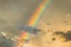 Sinal da Aliança de Deus com o homem (Orlando J.S.) Tags: núvens arcoiris cidade cores céudramático luzes