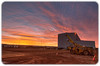 Sunrise Over the Workshop (Craig Jewell Photography) Tags: australia clouds cloudy mining sunrise westernaustralia workshop f40 ef1635mmf28liiusm ¹⁄₁₂₅₀sec canoneos1dmarkiv iso1000 16 20170719085045x0k0485and6moretif unknownflash