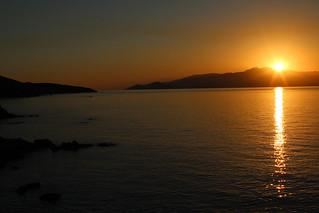Sunrise (naked eye view)