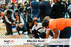 Mandela Day Mosaic at Canal Walk