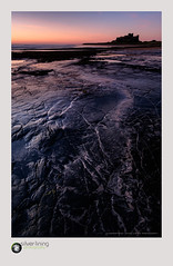 slp17a-8640 (andypage7) Tags: bamburgh bamburghcastle castle beach coast coastal dawn sunrise pink silhouette northumberland earlymorning