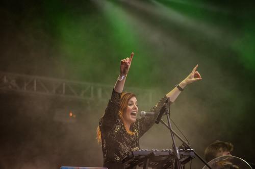 2017 - OFF Festival Katowice (POL) (255) - Anna Meredith
