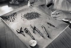 Sambhavna Clinic 2009. Photos: Stéphane Bouillet. (Bhopal Medical Appeal) Tags: stéphanebouillet remedact bhopalmedicalappeal indianmedicine ayurveda ayurvedaproductionmethods yogatherapy sambhavnaclinic bhopaldisaster dowchemical dowdupontbhopaldisaster