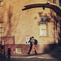 Everyday #Adelaide No. 422 (michelle-robinson.com) Tags: 4tografie everyday observations street streetphotography australia adelaide adelaideartist southaustralia life michellerobinson adelaidephotographer documentary dailylife flickrelite candid beauty streetlife people ipadpro iphone7plus ipadproedit snapseed iphoneography vsco shotoniphone procamera brick walking shadow man wall building