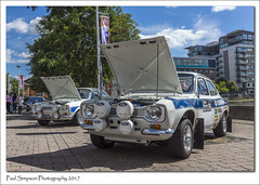 Ford Escort Mexico (Paul Simpson Photography) Tags: fordescort fordescortmexico mexico lincoln lincolnshire paulsimpsonphotography imagesof imageof photoof photosof cars carshow classiccar august2017 sonya77 sonyphotography rallycar rally 1970s oldcar oldcars