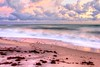 Long Exposure Tonemapped (flutterbye216) Tags: beach florida canon60d flutterbye216 hdr tonemap clouds water gulfofmexico
