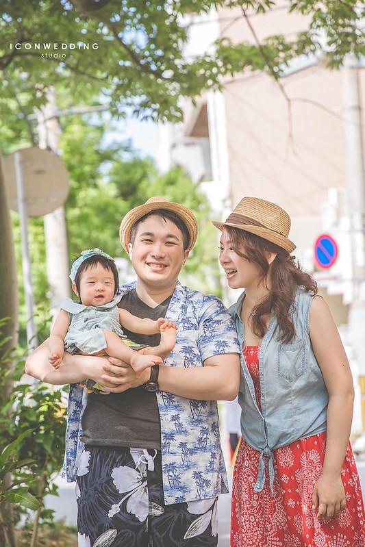 海外全家福,日本沖繩全家福,婚紗照,婚紗攝影,禮服出租
