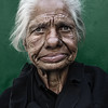 Interesting face (Ales Dusa) Tags: face woman lady old streetportrait alesdusa dramaticportrait interesting wrinkledwoman candideyecontact candid human elderly outdoor colorportrait strongcharacter powerfulface interestingface ef50mmf18 storytelling closeupportrait humanity canon5d