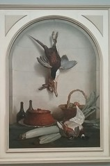 (sftrajan) Tags: stilllife painting art artwork californiapalaceofthelegionofhonor museum sanfrancisco museé 1740s 18thcentury frenchpainting peinturefrançais jeanbaptisteoudry sièclexviii sigloxviii ancienregime pintura kunst artmuseum trompelœil trompeloeil rabbit lapin hare conejo hase hunting game fowl museo artefrances california thelegionofhonor thelegion museodearte