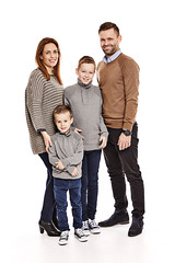 Family (LalliSig) Tags: studio portrait portraiture people kids children iceland white backround