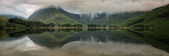 moody panorama at the pines (akh1981) Tags: panorama nikon manfrotto landscape lakedistrict lake wideangle water walking mountains moody travel trees outdoors nisi