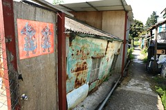 Village House (superzookeeper) Tags: 5dmk4 5dmkiv hk hongkong canoneos5dmarkiv ef2470mmf28liiusm namsangwai village villagehouse eos yuenlong digital favorites street