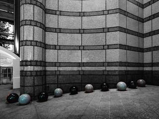 London's Marbles