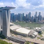 Aerial Marina Bay Singapore thumbnail